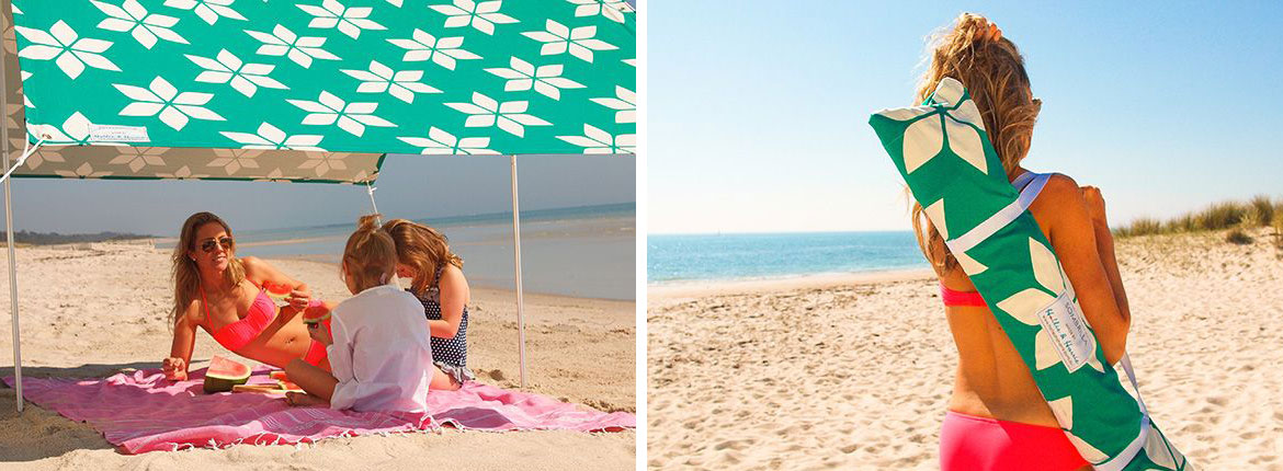 Hollie & Harrie Beach Tent