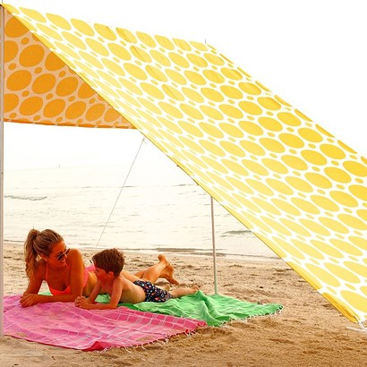 SOMBRILLA BEACH SHADE-MORNING SUNSHINE